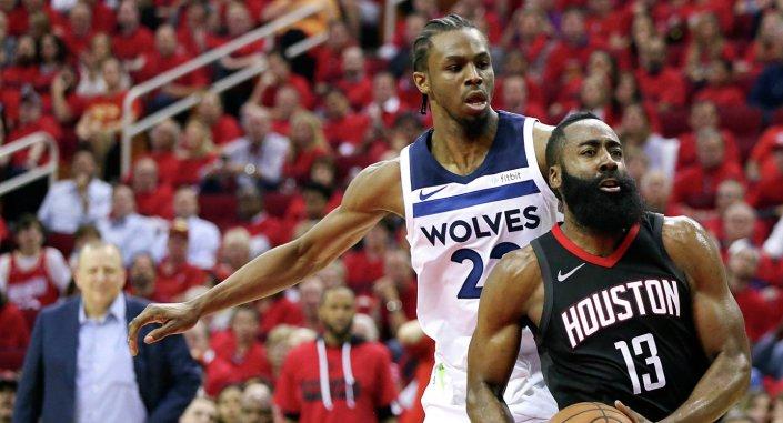 Миннесота Тимбервулвз – Хьюстон Рокетс. Прогноз матча НБА