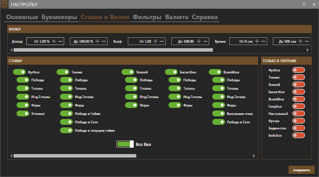 TheForks – вилочный сервис для профессионалов. Обзор программы