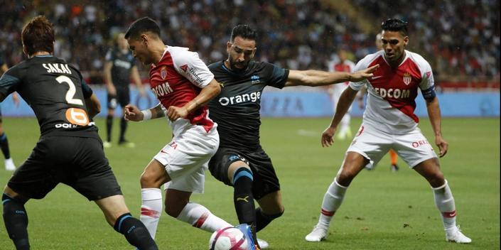 Марсель – Монако. Прогноз матча Лиги 1 Франции