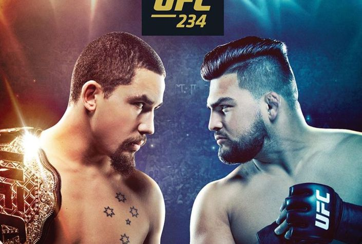 Дайджест UFC 234
