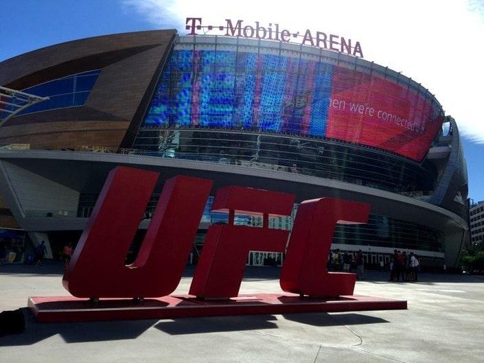 Ставки на UFC в букмекерской конторе Париматч