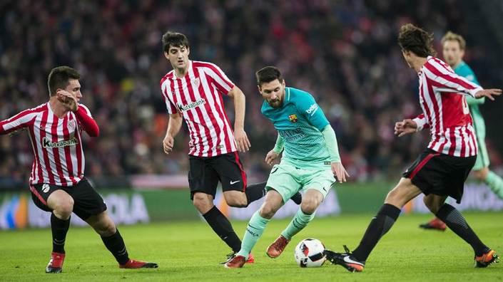 Атлетик – Барселона. Прогноз матча Примеры