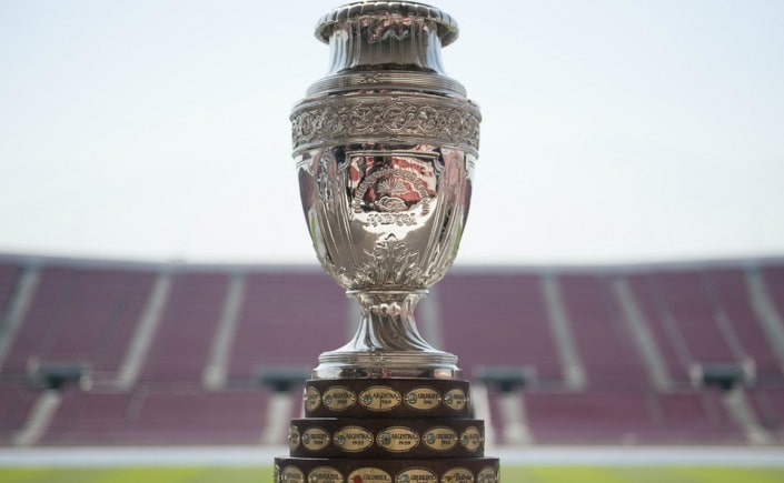 Ставки на Кубок Америки по футболу