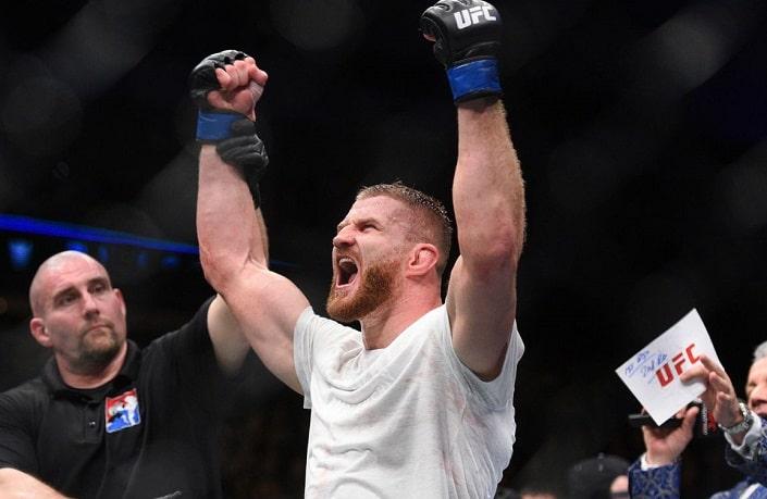 Дайджест UFC Fight Night 145