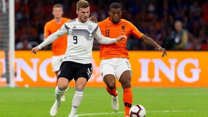 Голландия - Германия. Прогноз отборочного матча на Евро-2020