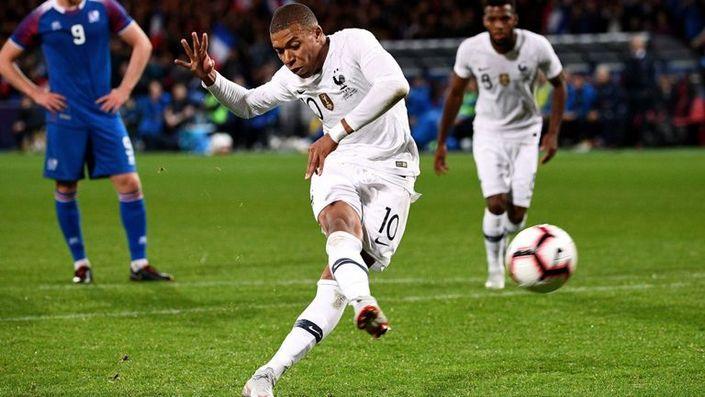 Франция - Исландия. Прогноз отборочного матча на Евро-2020