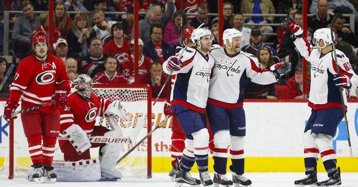 Вашингтон – Каролина. Прогноз матча НХЛ