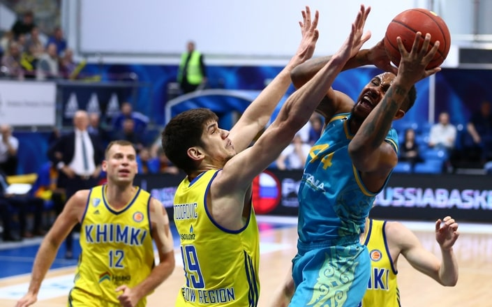 Химки – Астана. Прогноз матча Лиги ВТБ