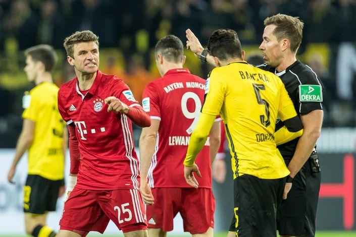 Бавария – Боруссия Д. Прогноз матча чемпионата Германии