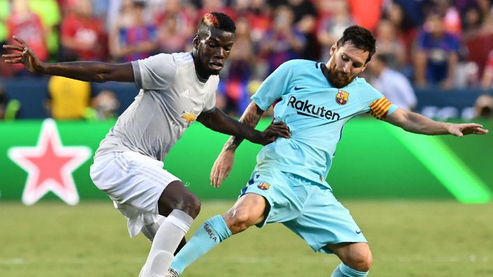 Барселона – Манчестер Юнайтед. Прогноз матча Лиги Чемпионов