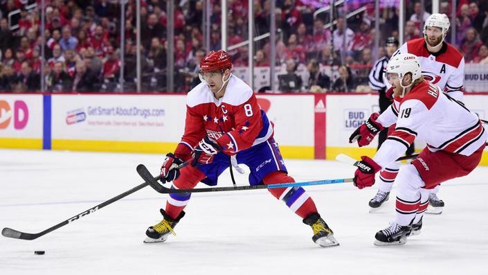 Вашингтон – Каролина. Прогноз первого матча плей-офф НХЛ