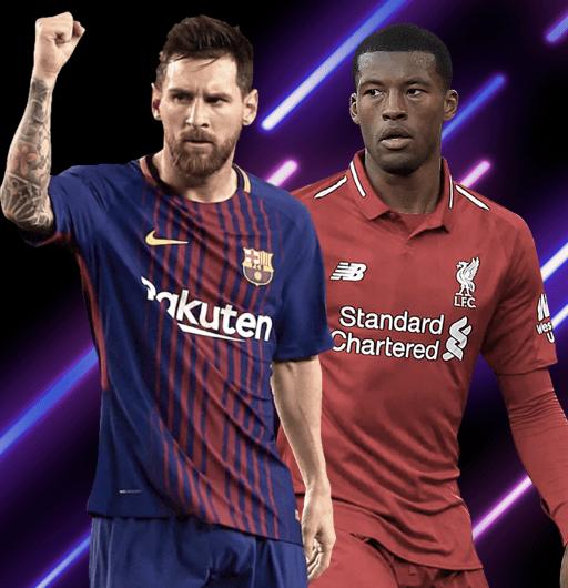 Барселона – Ливерпуль в конкурсе прогнозов БК Париматч