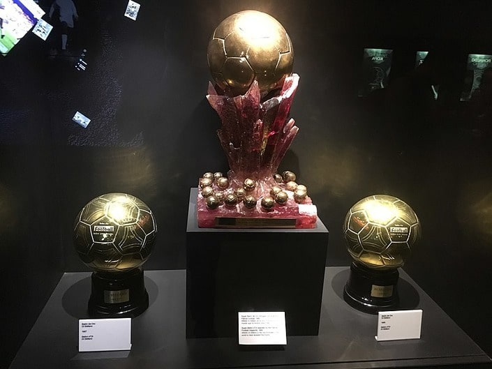 БК 1хСтавка открыла прием ставок на обладателя Золотого мяча 2019