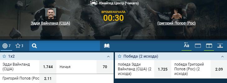 Дайджест UFC 238