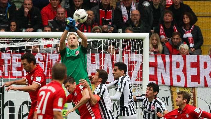 Бавария – Айнтрахт. Прогноз матча чемпионата Германии