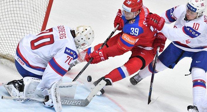 Россия – Норвегия. Прогноз матча Чемпионата Мира по хоккею