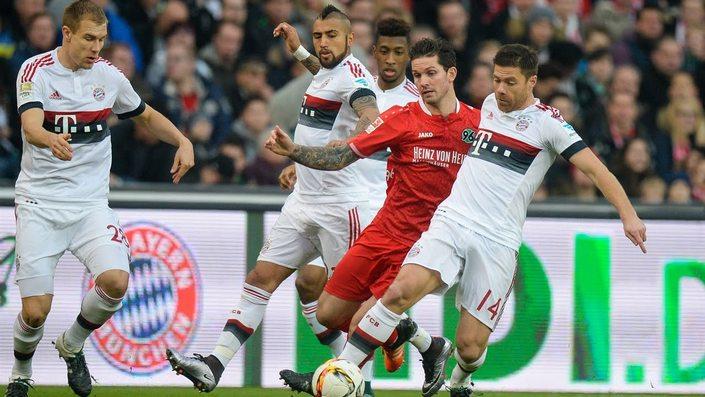 Бавария – Ганновер. Прогноз матча чемпионата Германии