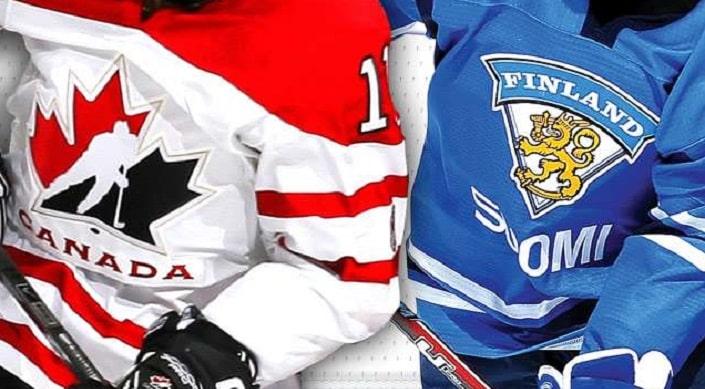 Канада – Финляндия. Прогноз финала Чемпионата Мира по хоккею