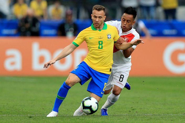 Бразилия – Парагвай. Прогноз матча 1/4 финала Кубка Америки