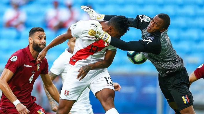 Бразилия - Венесуэла. Прогноз матча Копа Америка