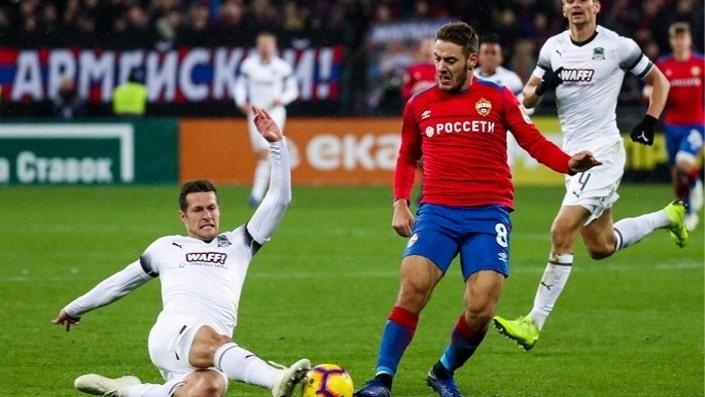 Краснодар – ЦСКА. Прогноз кубка Париматч Премьер
