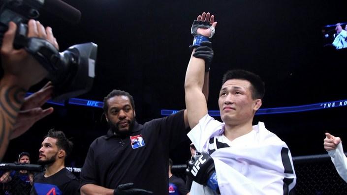 Прогноз на бой Ренато Мойкано – Чен Сон Джон