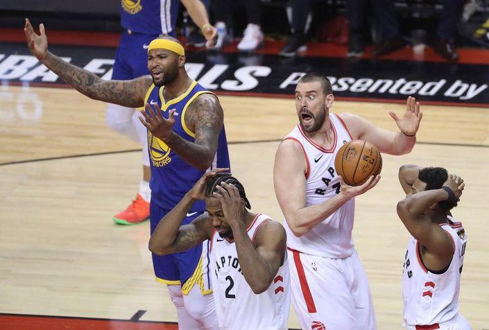 Голден Стэйт – Торонто. Прогноз третьего матча финала НБА