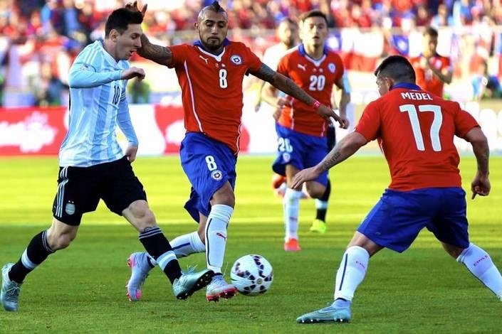 Аргентина – Чили. Прогноз матча кубка Америки