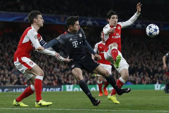 Арсенал – Бавария. Международный кубок чемпионов