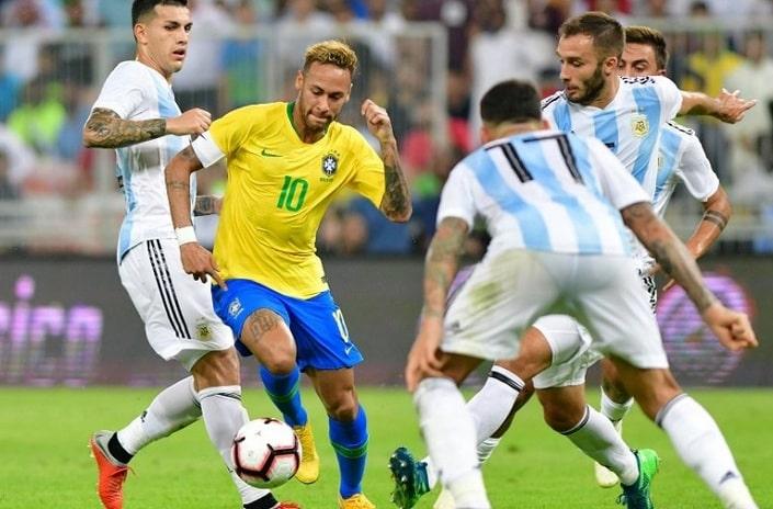 Бразилия - Аргентина. Прогноз матча Копа Америка
