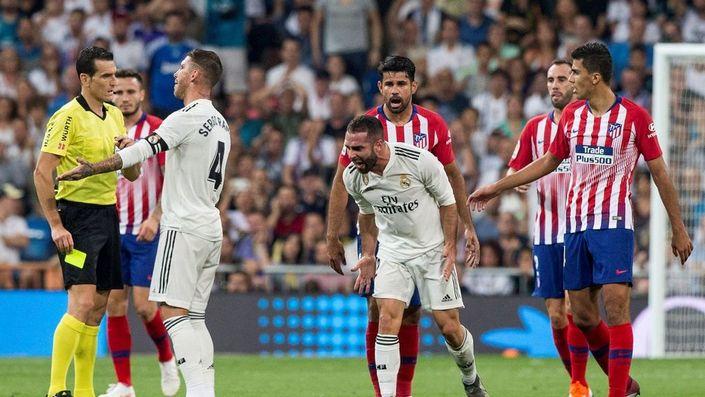 Реал Мадрид – Атлетико. Международный кубок чемпионов