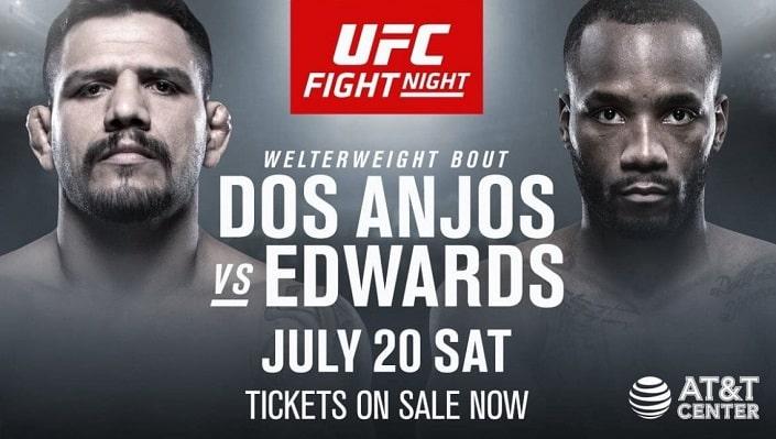 Дайджест UFC on ESPN 4