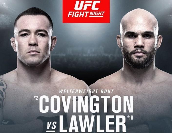 Дайджест UFC on ESPN 5