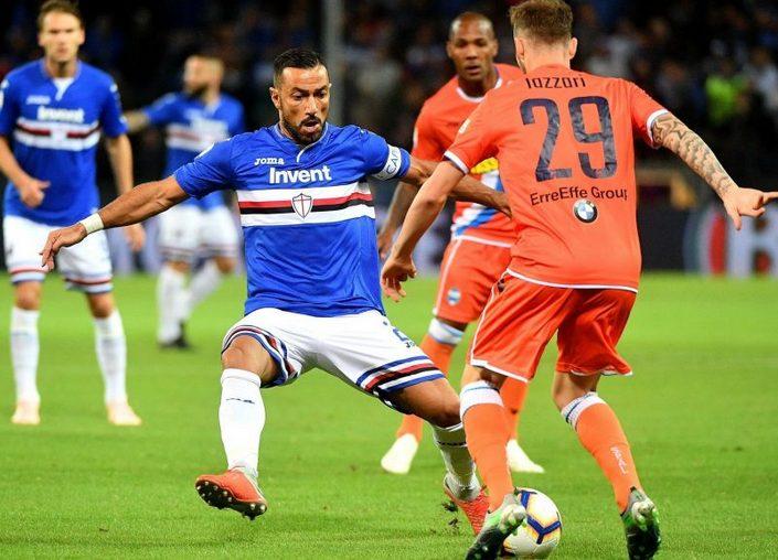 Сампдория – Лацио. Прогноз матча Серии А