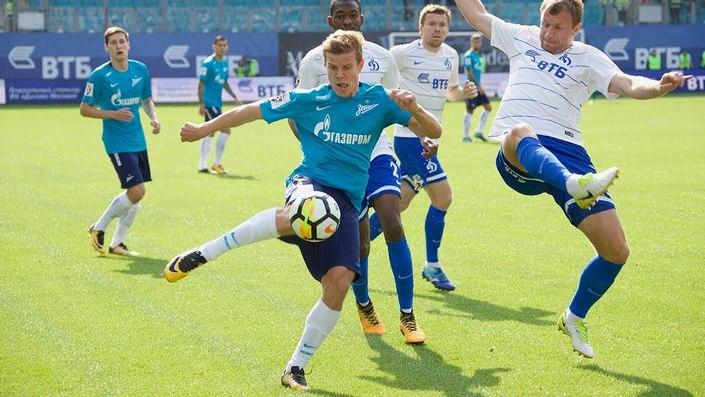 Динамо Москва – Зенит. Прогноз матча чемпионата России
