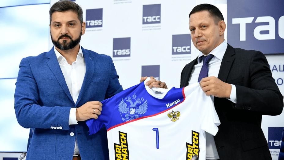 БК Париматч – титульный партнер чемпионата России по гандболу