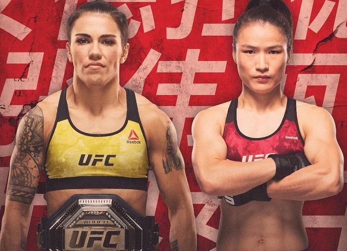 Анонс турнира UFC Fight Night 157
