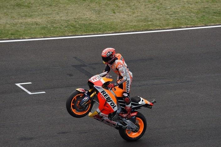 Как делать ставки на MotoGP?