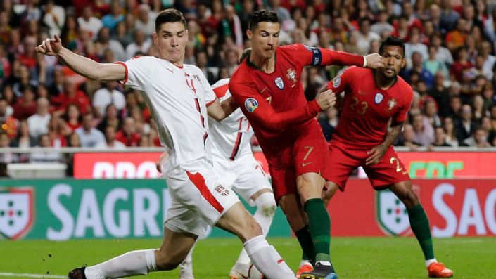 Сербия - Португалия. Прогноз отборочного матча на Евро-2020