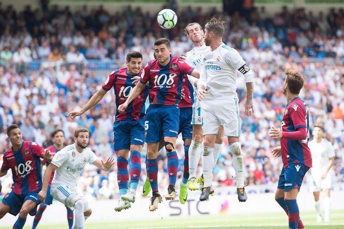 Реал Мадрид - Леванте. Прогноз матча 4 тура чемпионата Испании
