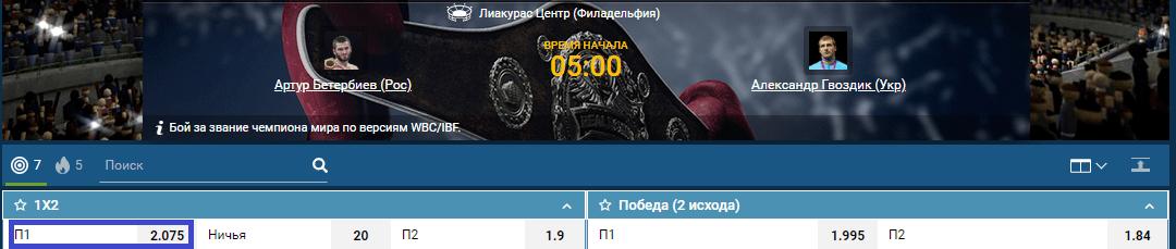 Артур Бетербиев – Александр Гвоздик. Видео боя в HD