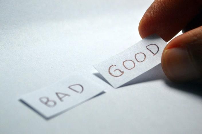 Хорошие и плохие привычки беттора
