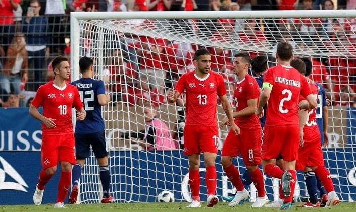 Дания - Швейцария. Прогноз отборочного матча на Евро-2020