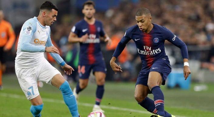 ПСЖ – Марсель. Прогноз матча 11 тура французской Лиги 1