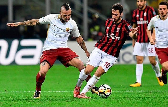 Рома – Милан. Прогноз матча 9 тура чемпионата Италии