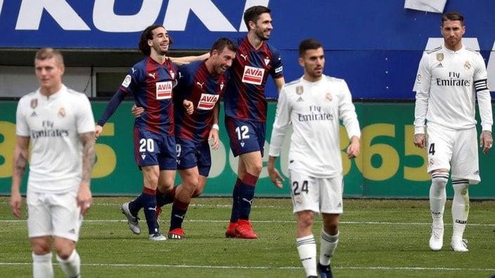 Эйбар – Реал Мадрид. Прогноз матча 13 тура чемпионата Испании