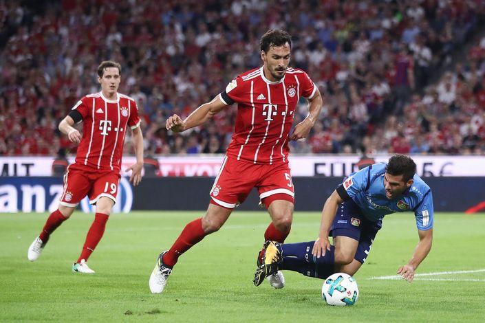 Бавария - Байер. Прогноз матча чемпионата Германии