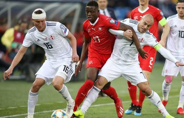 Швейцария – Грузия. Прогноз матча 9 тура отбора Евро-2020