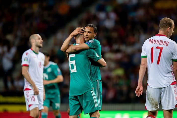 Германия - Беларусь. Прогноз отборочного матча на Евро-2020