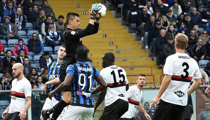 Сампдория – Аталанта. Прогноз матча 12 тура чемпионата Италии